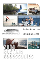 ProBoatParts.com Boating accessories catalog